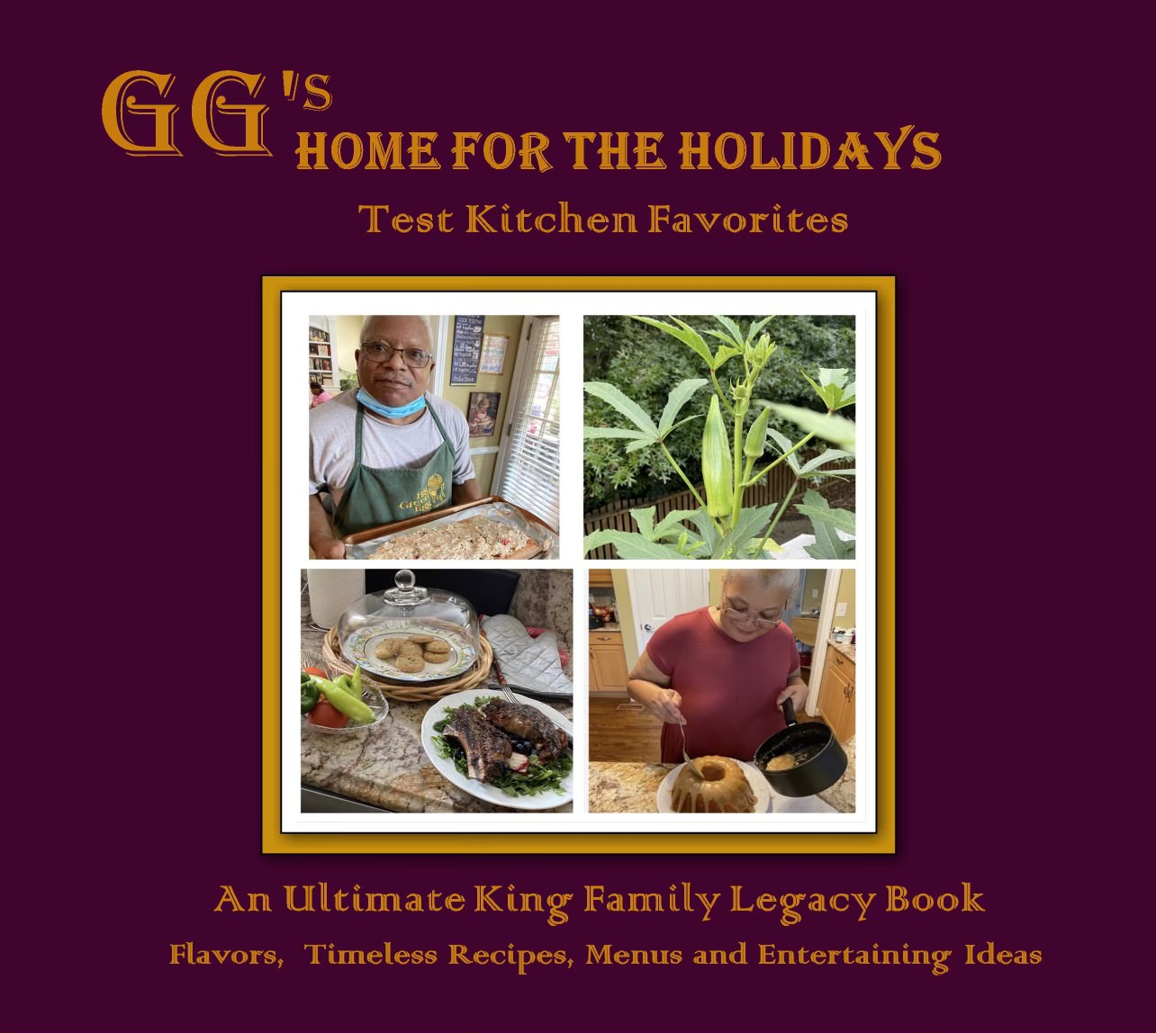 Alveda King - GG's Home for the Holidays